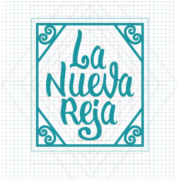 Cuadricula Logo Nueva Reja
